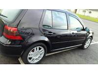 Vw golf 4motion £1800ono2.8 v6 94900 miles 6months mot very clean