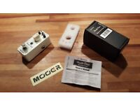 Mooer overdrive pedal