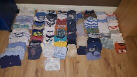 Boys 3-6 bundle 84 items