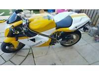Genuine Ducati 748 SPS