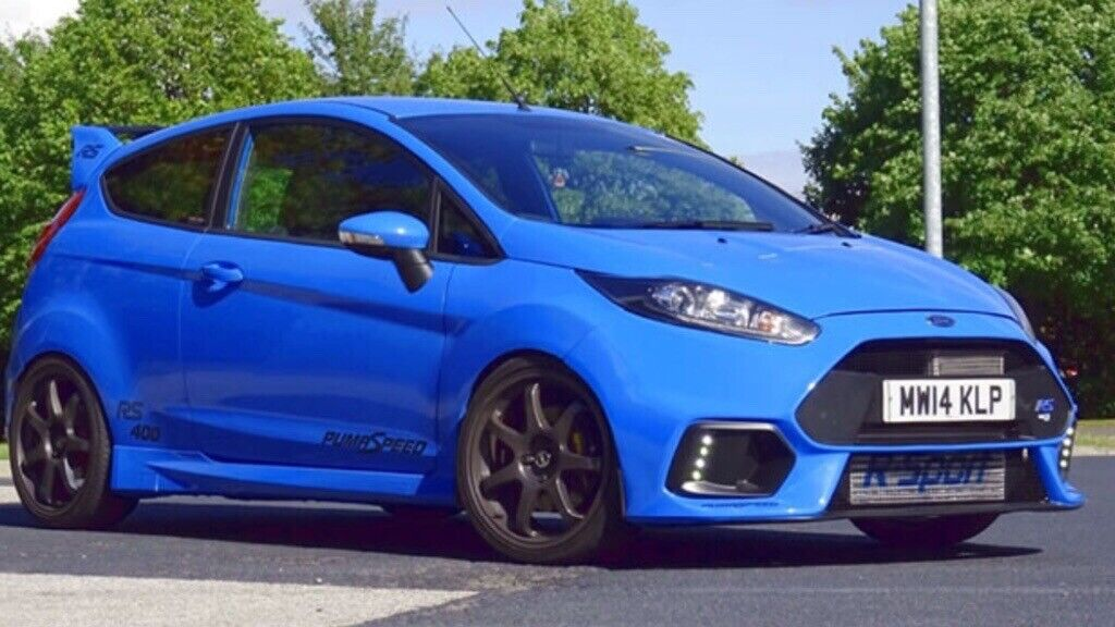 nouveau style 3fc7c 0d152 Pumaspeed Ford Fiesta Zetec modified into fiesta rs lookalike fully forged  360 bhp | in Wombwell, South Yorkshire | Gumtree