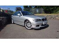BMW E46 330ci M Sport Automatic
