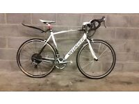 FULLY SERVICED FULL CARBON SPECIALIZED TARMAC EXPERT 2015 YEAR RACER BIKE