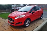 Ford Fiesta 1.25 Zetect 3dr - Immaculate Condition with Full Service History, Amazing deal!