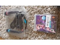 Singstar +Sing Store Volume 2 Ps3. + 2 x wired microphones