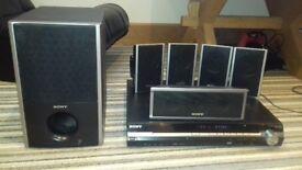 Sony home cinema surround sound