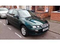 Rover 25 1.6L petrol automatic - genuine low miles - Fantastic and reliable