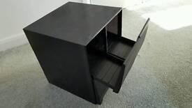 4 drawer CD storage box rack holds 80 CD's