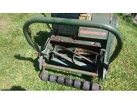 ATCO Commedore B12 Drum Roller Lawnmower