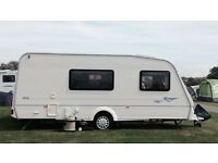 4 Berth Bailey Ranger 510/4 2003 with motor mover