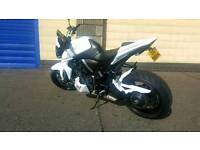 Honda cb1000r abs model with alot of extras (must be seen)
