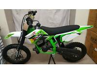 IMR racing....... 50cc kids motocross bikes..... ktm engine