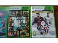 Xbox games console video