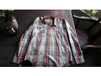 Levi Mens Shirt XL