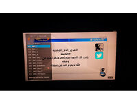 iptv TV Arabic channels bein sports no dish,Movies,easy to use 1500 channels, wi fi