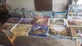 Selection of Jigsaws - proceeds to charity