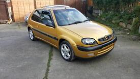 Citroen Saxo VTR ***BREAKING***