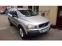 2004 Volvo XC90 2.4 TD D5 SE Geartronic 5dr 1 PREVIOUS OWNER FULL HISTORY (t-z awesome-cars)