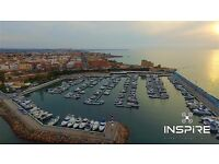 Professional Drone Hire - aerial video & aerial photography for weddings, marketing & inspections