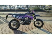 Supermoto 125cc pulse adrenaline