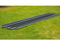 Marley Eternit Slate Verge Trim 3m Length - Pack of 4