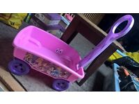 childs toy trolley
