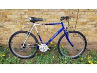 "Mens Peugeot 26"" Wheel Mountain Bike"