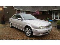 2004 JAGUAR X TYPE V6 SE AWD 2.5 PETROL - VERY CLEAN CAR - SPARES OR REPAIRS