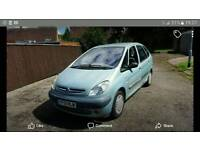 Citroen picasso 1.6 petrol moted