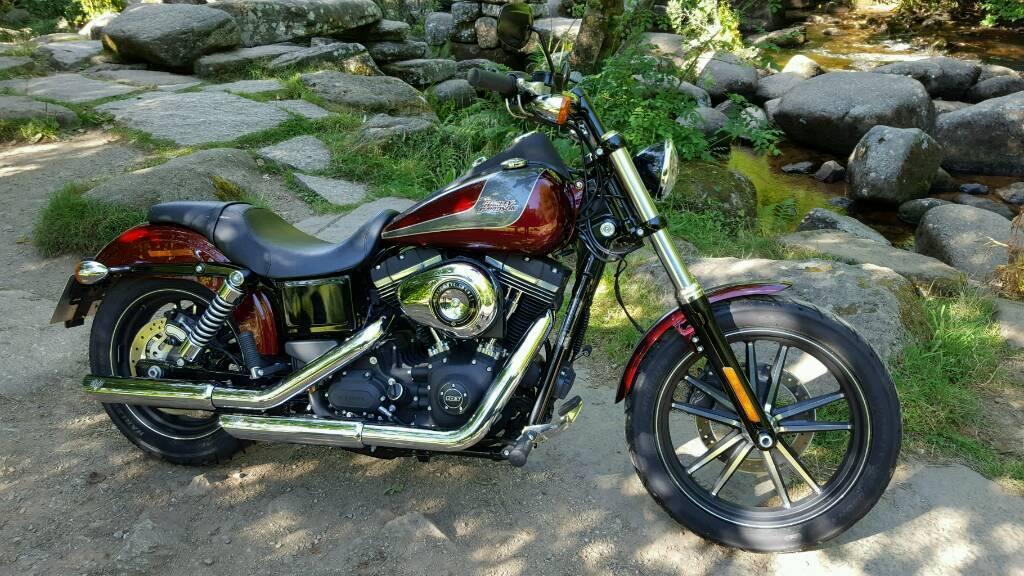 2016 Harley Davidson Fxdb Custom Dyna Street Bob: 2016 Harley Davidson Dyna Street Bob Special Edition FXDB