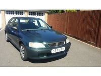 LHD HONDA CIVIC 5 DOORS LEFT HAND DRIVE