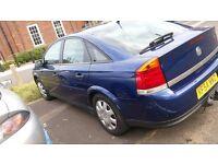 2004 Vauxhall Vectra 1.8 Ecotec petrol.