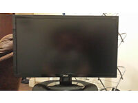 27 Inch Full HD 1080p Acer PC Monitor LED