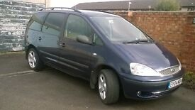 Ford Galaxy Ghia, Automatic, 2.3l DOHC/LPG, GREAT CONDITION! LONG MOT!