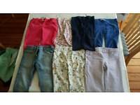 Age 7 girl's clothes bundle