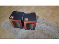Sonos Play 1 speakers - black - brand new