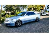 Mercedes s320 CDI sale swap
