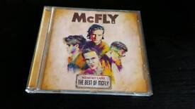 MCFLY.MEMORY LANE.GREATEST HITS CD.