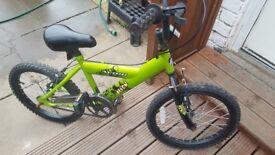 """Kids bike 18"""""""