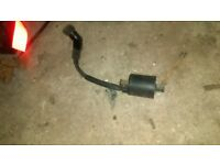 Yamaha TZR 50cc, ignition coil