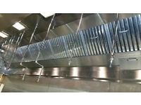 Kitchen Canopy ,Fan & Duct Cleaning With Full Certification TR19