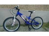 "Boys carrera 20"" mountain bike"