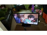 Lg 47 inch led 3D tv excellent condition fully working with remote control
