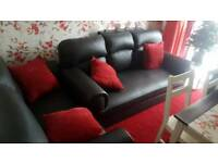 3 and 2 seater sofa brand new never been used