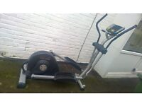 Self power cross trainer Nordic Track CXT 1400