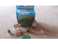 Sylvanian Families - Grandfather at Home Set (Rare)