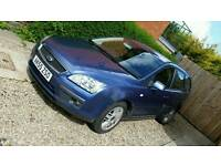 Ford focus estate 1.8 tdci diesel