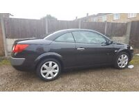 Renault Megane cabriolet. 1.5 Diesel. 2008. FSH. Climate control, cruise control. Very economical.