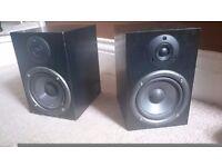 Studio monitors Esi nEar 05 speakers