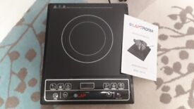 1600w Single Induction Hob - Camping / Campervand